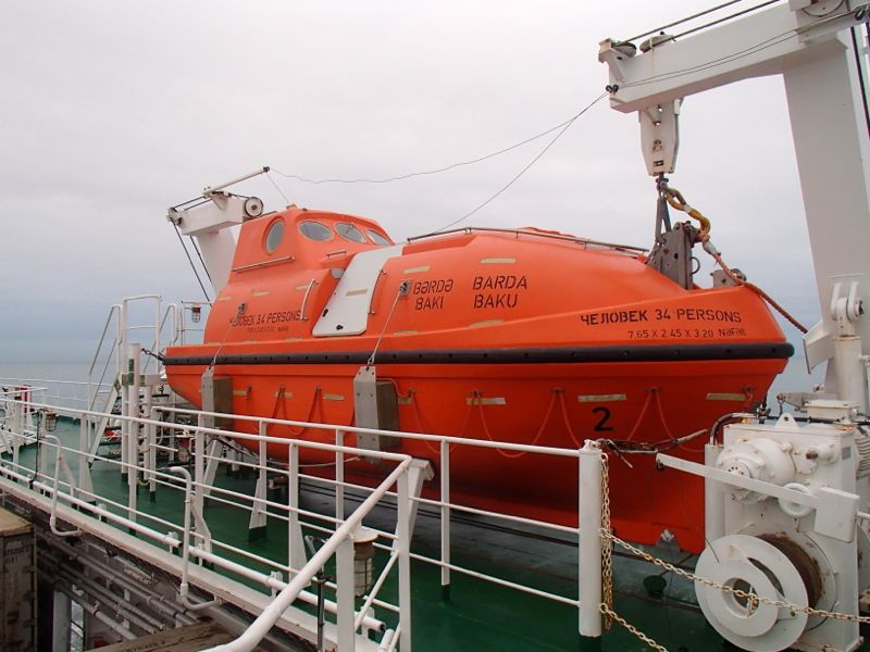 Barda safety equipment