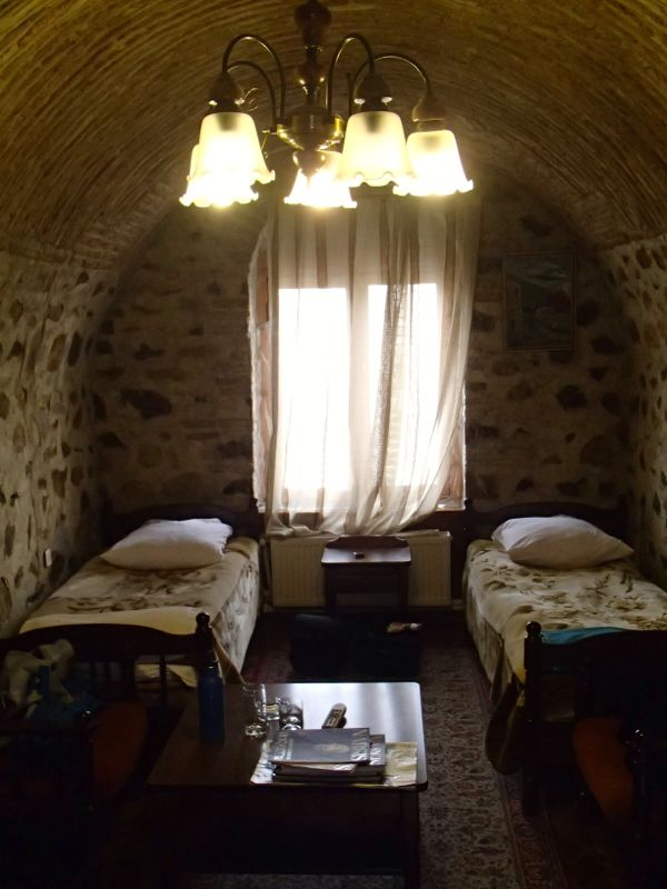 Caravanserai room