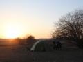 Kazakhstan wild camping