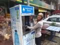 Water refills in Malaysia