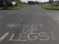 Le Tour graffiti