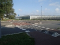 Dutch cycle path