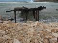 Old boat ramp