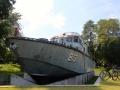 Navy boat 813