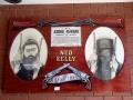 Ned Kelly is super (in)famous in this part of the world