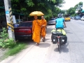 Monks in Ubon