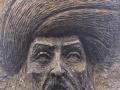 Sultan statue in Trabzon