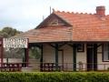 Old school train station