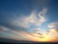 Sunset at 9000km
