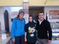 Hanönü cafe owners