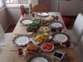 Breakfast in Samsun