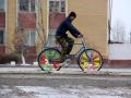 Muynak bicycle