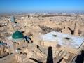 Khiva skyline