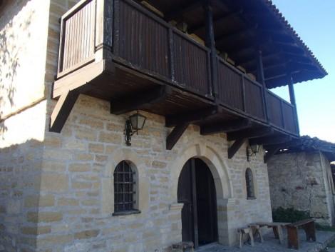 Converted wine cellar