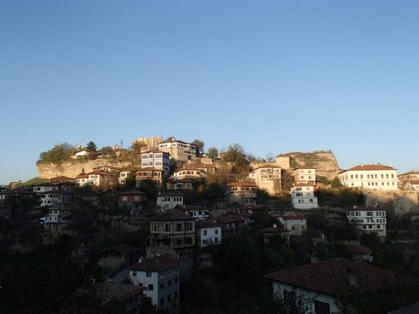 Safranbolu is an especially beautiful place!