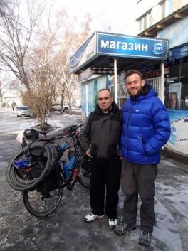 Vladimir and Steven.