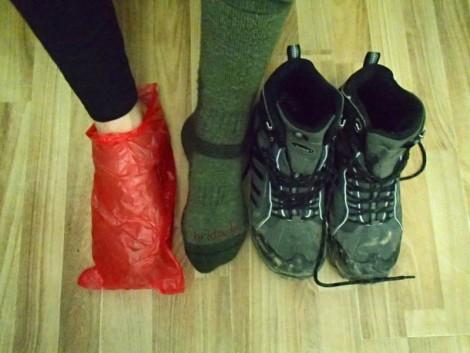 Home made feet VBLs