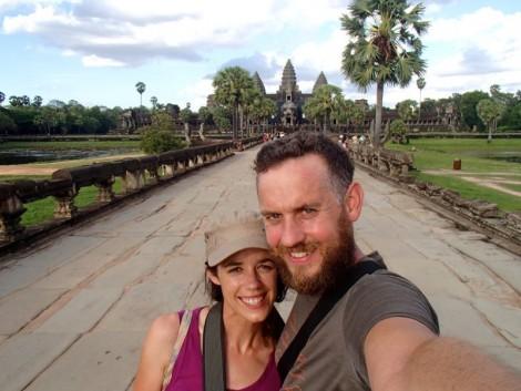 Angkor Wat. Epic!