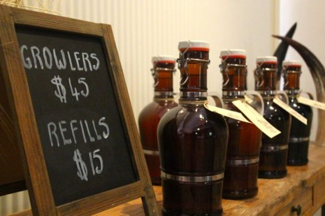 The Clare Valley Brewery at the end of the Riesling Trail is well worth a visit.