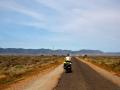 Heading up towards the Flinders