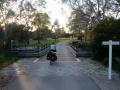 Sunrise at Jacob's Creek