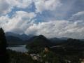 View from Neuschwanstein