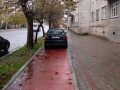 Georgian cycle path