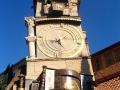 Tbilisi clock