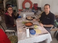 Breakfast with Ethem in Seyrek