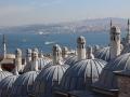 View from Süleymaniye mosque