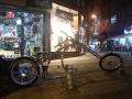 Chopper bicycle in Kadıköy