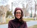 Katie in Samarkand