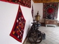 Bukhara bike accommodation